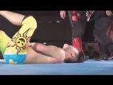 Kabuki Kid, Hide Kubota vs. Yuki Aoki, Kohei Kinoshita (Dove Pro - Struggle For Pride 2018)