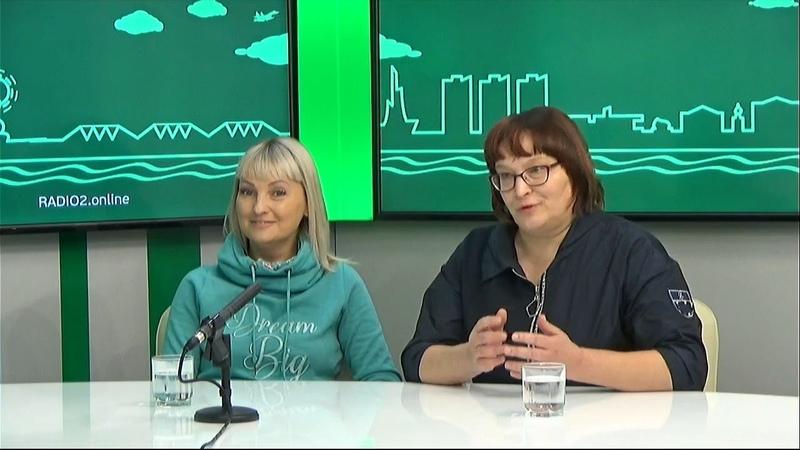 Гости на Радио 2. Елена Бузерова и Наталья Шастина, Содружество волонтёров Вселенная добра.