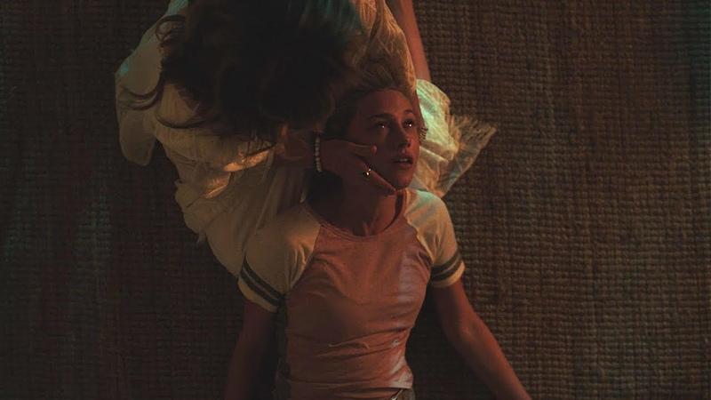 Riverdale 3x01 Ending Betty has a seizure (2018) HD