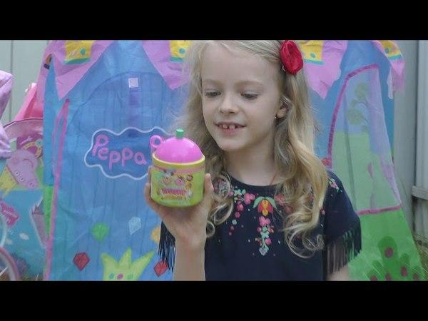 Funny videos 2018 😘 ПОДАРКИ от ТАЙНОГО ПОКЛОННИКА или СЕРАФИМА ВОЛШЕБНИЦА видео для детей-SST