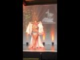 Юлианна Воронина Miami Bellydance Convention 2018