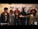 APMAs Blackstar Artist Lounge Motionless In White