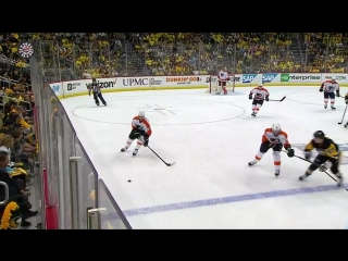 Round 1, Gm 5: Flyers at Penguins Apr 20, 2018