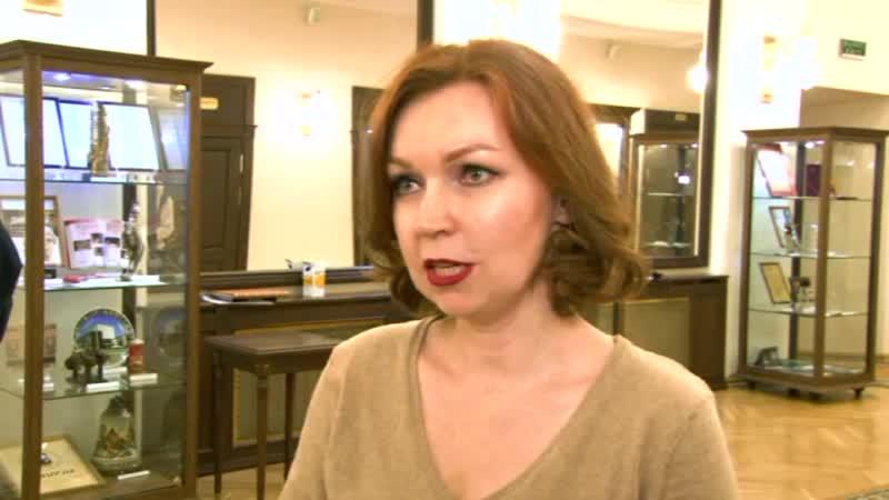 Главный редактор издания Антенна-Телесемь Юлия Поташова о Театральном музее