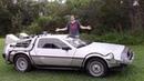 Машина времени DeLorean обзор и тест-драйв