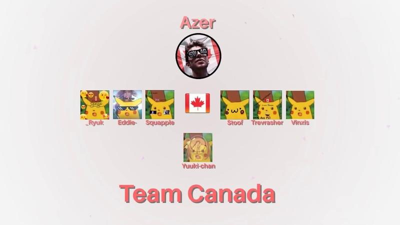 OWC 2018 Canada vs Russia Round of 16