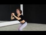 Упражнения для стройных ног и бедер [Workout _ Будь в форме]
