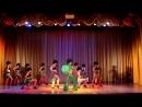 Популярно-массовый танец ДИСКО-80х, все группы школы танца ПАНТЕРА, Иркутск