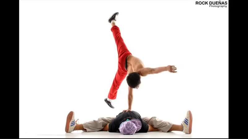 """Bboy Gil Morrison _""""Strength Training_"""""""