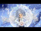 Снежные бабочки.  Е. Курячий, вокал Ю. Селиверстова