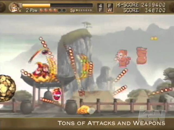 The Monkey King: The Legend Begins Nintendo Wii Trailer -