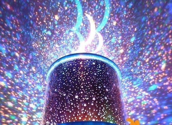 Проектор ночник звездное небо