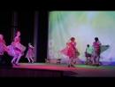 Скамейка Танцевальный коллектив Лучики
