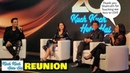 SRK, Kajol, Rani Mukerjee Kuch Kuch Hota Hai REUNION | Full Video | 20 Years Of Kuch Kuch Hota Hai