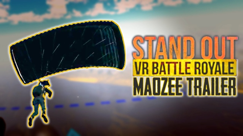 Stand Out VR (аналог PUBG)