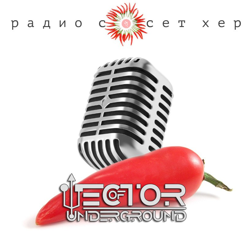 Vector Of Underground – Радио сосёт хер [single] (2015)