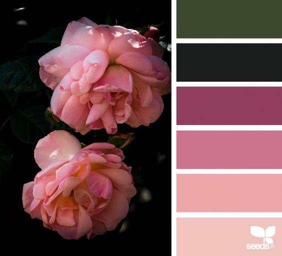 Цветовое сочетание #Колористика