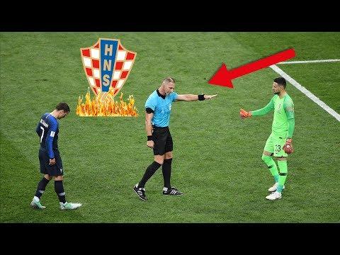 Wurde Kroatien um den WM Sieg betrogen