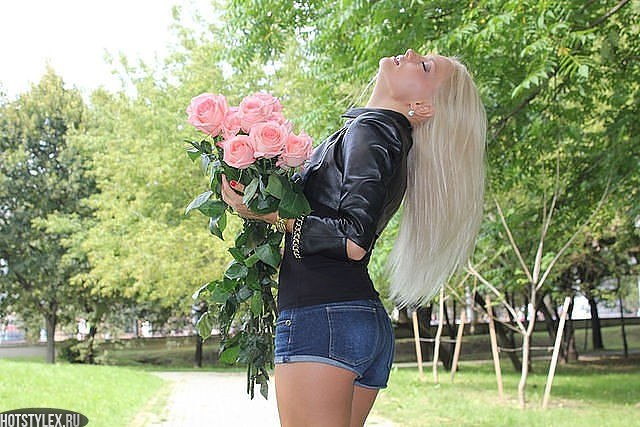 Блондинки фото вк