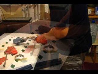 Плетение рывкового(динамического) троса для авто