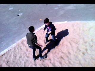 Реслинг в песочнице серия 5
