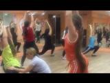 Эстетическая гимнастика Джамила