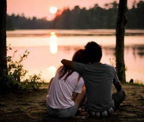 Любовь на расстоянии.