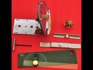 Направляющая(стусло) для ножовки. Сделано в Японии.