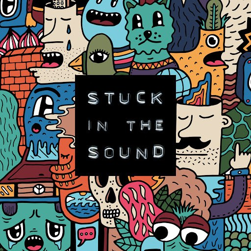 Stuck In The Sound альбом Badroom