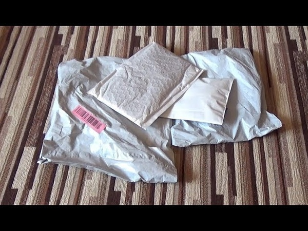 Посылки из Китая. Распаковка №54. Разные посылки