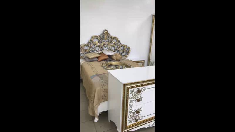 Магазин мебели Даниэль спальный гарнитур Стефани