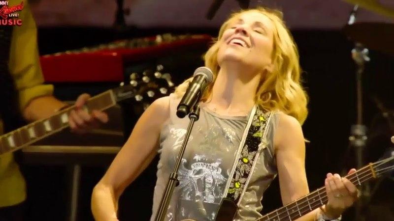 Sheryl Crow Soak Up The Sun LIVE (Be Myself Tour '17-'18)