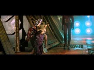 Стражи Галактики | Официальный международный (UK) Дублированный(оф) трейлер #2
