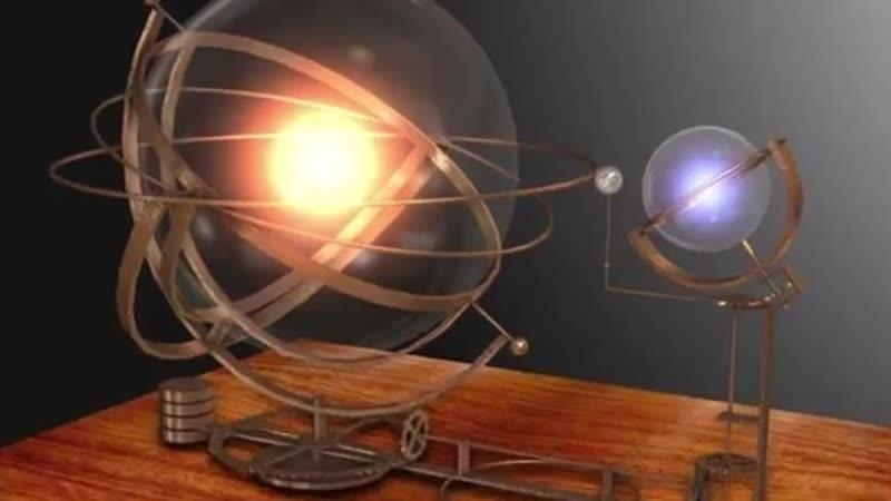 Steampunk Planetarium and Plasma display _ PLasmanetarium ТАВЕРНА_STEAMPUNK