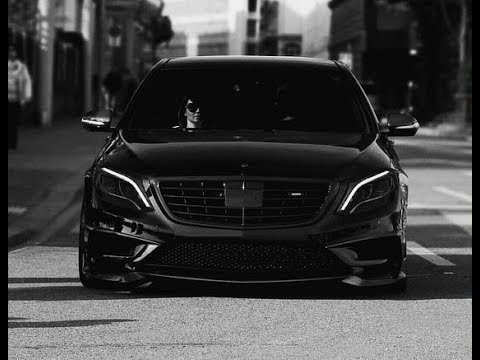 Night Lovell Trees Of The Valley MERCEDES BENZ S63 AMG BRABUS SHOWTIME
