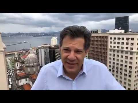 Agora! Haddad Desafia Globo, Record, SBT e Band Sobre os Debates com Bolsonaro