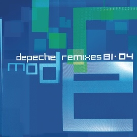 Depeche Mode альбом Remixes 81>04