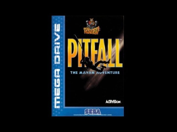 Pitfall: The Mayan Adventure Прохождение (Sega)