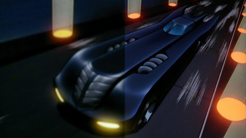 Batman The Complete Animated Series Remastered vs Original Intros