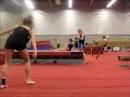 Lisa Tricking Sampler Backflip Progression