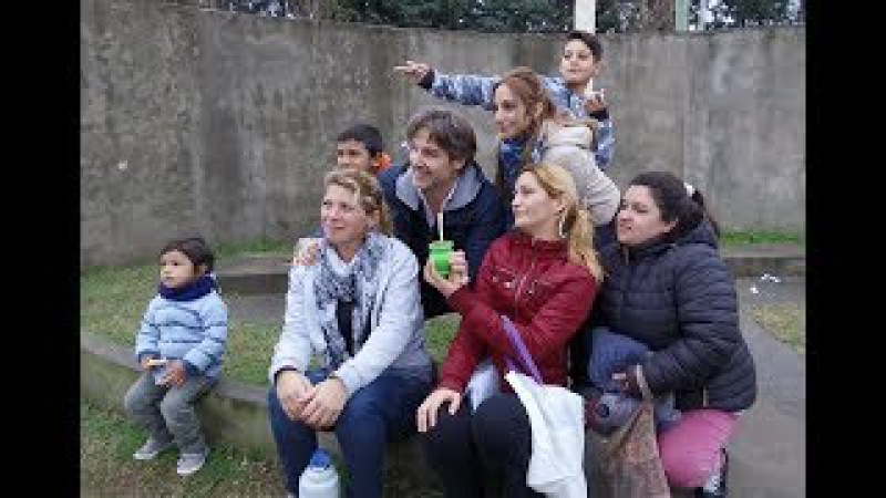 C5Tv - Recorrimos junto a Segundo Cernadas ¨El estado en tu Barrio¨ en Benavídez