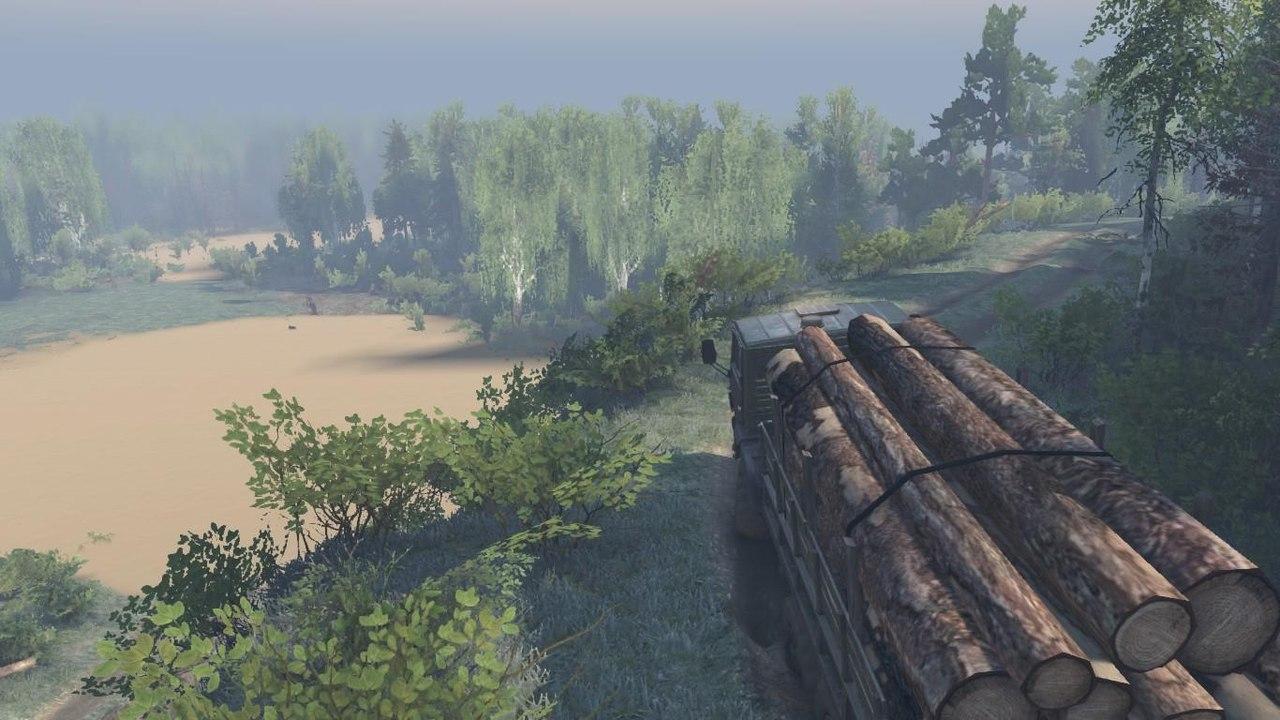 "Карта ""Homeland 1.0"" для 25.12.15 для Spintires - Скриншот 1"