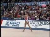Алина Кабаева - мяч (многоборье) // Чемпионат Европы 2006