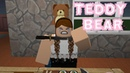 Teddy Bear : Roblox Music Video