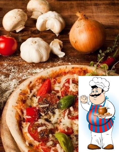 Как приготовить пиццу с тонкой хрустящей основой за 20 минут На приготовление этой пиццы у меня ушло 20 минут! Для начала зажжем духовку ... ТЕСТО - 2 ложки сметаны, 100-150 г кефира, 50 г масла