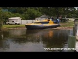 Экотуризм на судах на воздушной подушке (СВП) / Ecotourism and hovercrafts