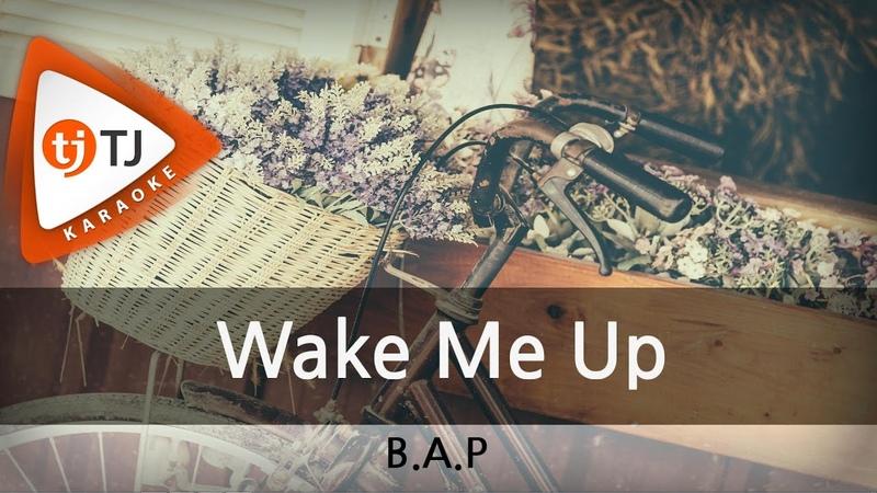 [TJ노래방] Wake Me Up - B.A.P / TJ Karaoke