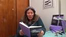 Ольга Фикс читает отрывок из романа «Улыбка химеры»
