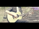 Rammstein Ohne dich │ Fingerstyle guitar solo cover