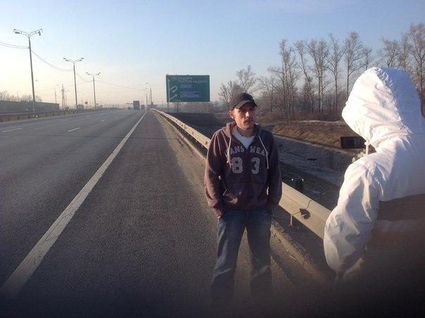 М4 Дон путешествие Сергей Алехин